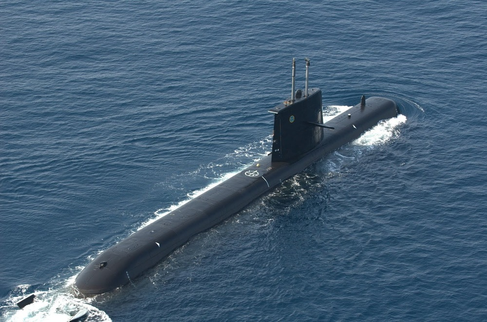 Distributed Submarine Tracking Technology
