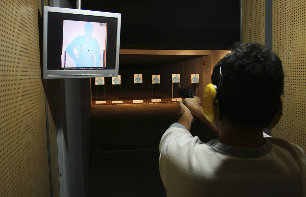 Firearms Training System