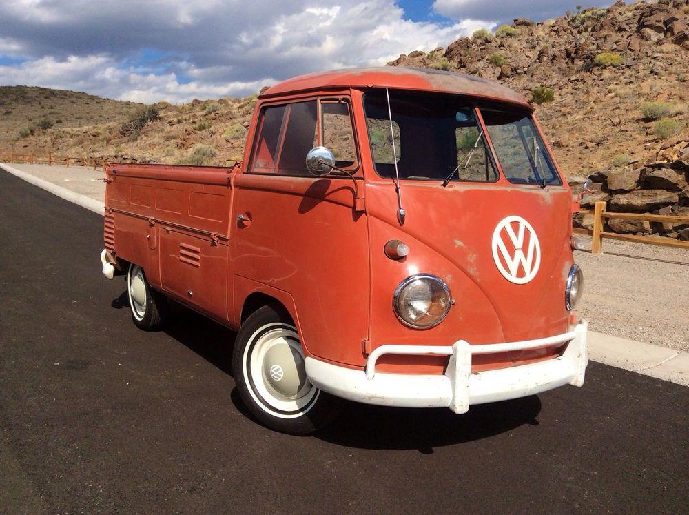 1961 VW Single Cab Truck