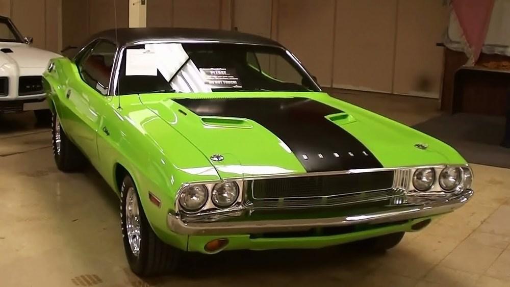 1970 RT Challenger 440 U Code