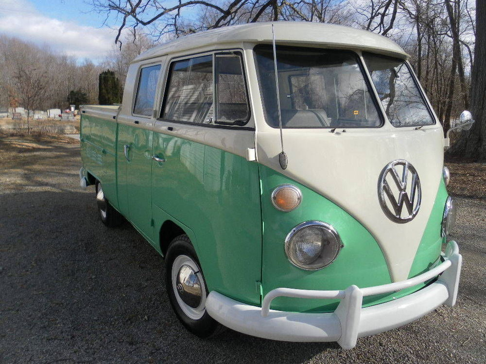 1967 VW Double Cab Truck