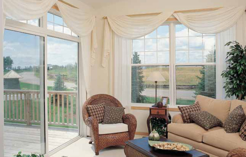 Hayfield Vinyl Classics Single- and Double-Hung Windows