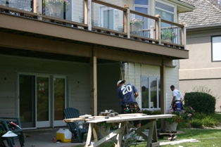 Omaha wood siding repair