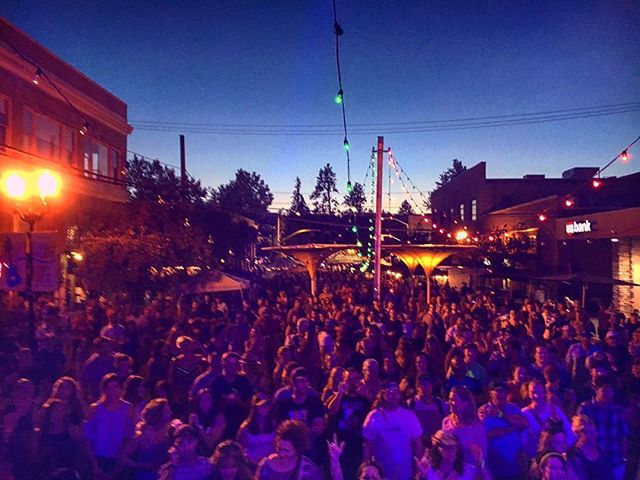 #bend you're perfect. Thanks for an incredible night. @bendsummerfest
