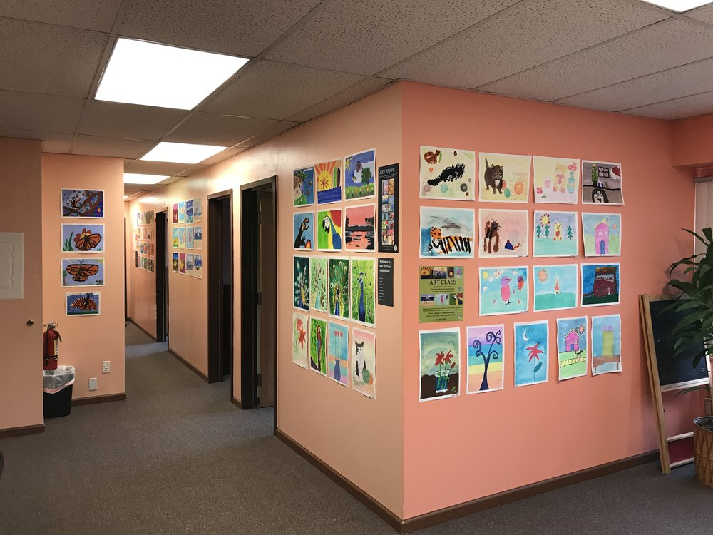Visit our art show on display until June 17, 2017 - Silver Key Music School