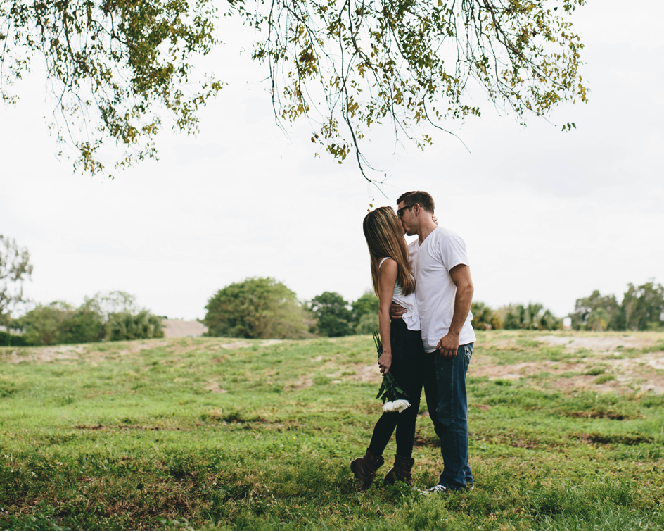 styled engagement shoot delray beach