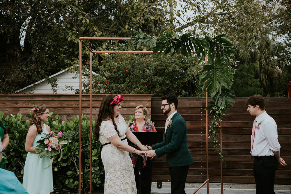 copper-arch-wedding-ceremony