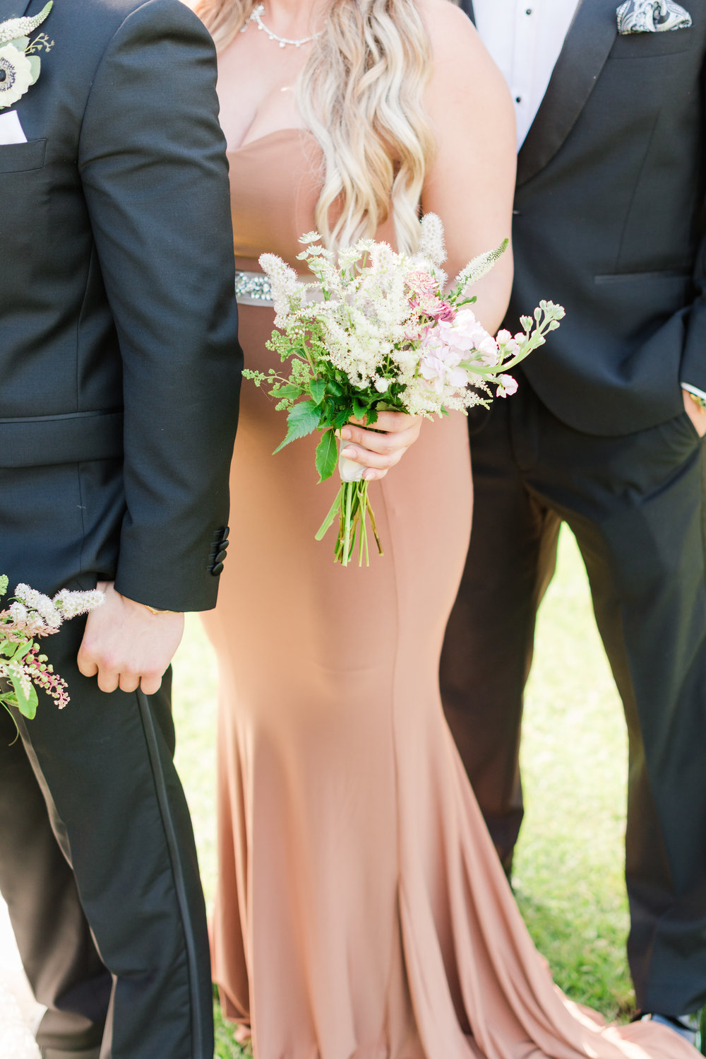 Bridesmaid-bouquet