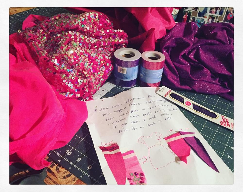 Dress for Charlotte 💖