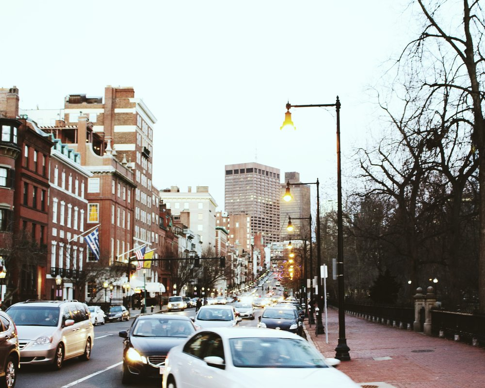 Boston Street Views