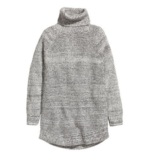 H&M Sweater Tunic - $30