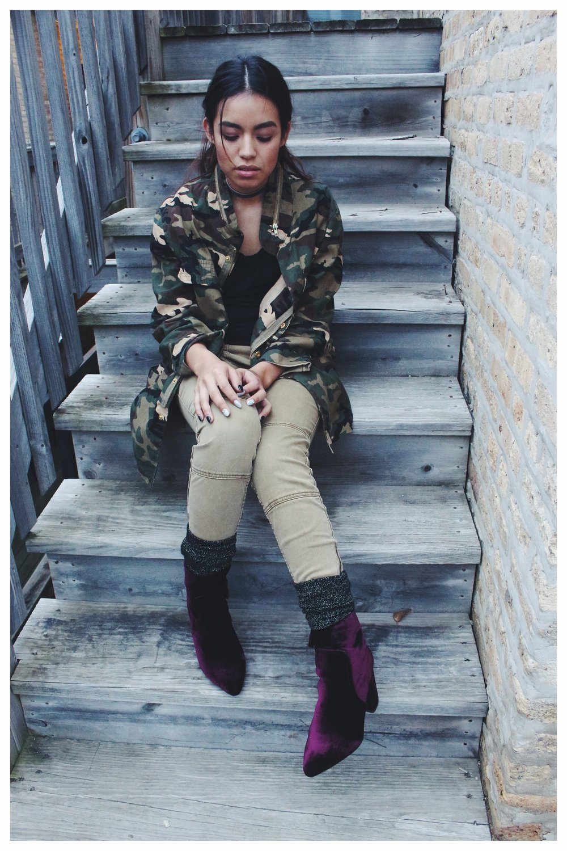 Jess Boots 2