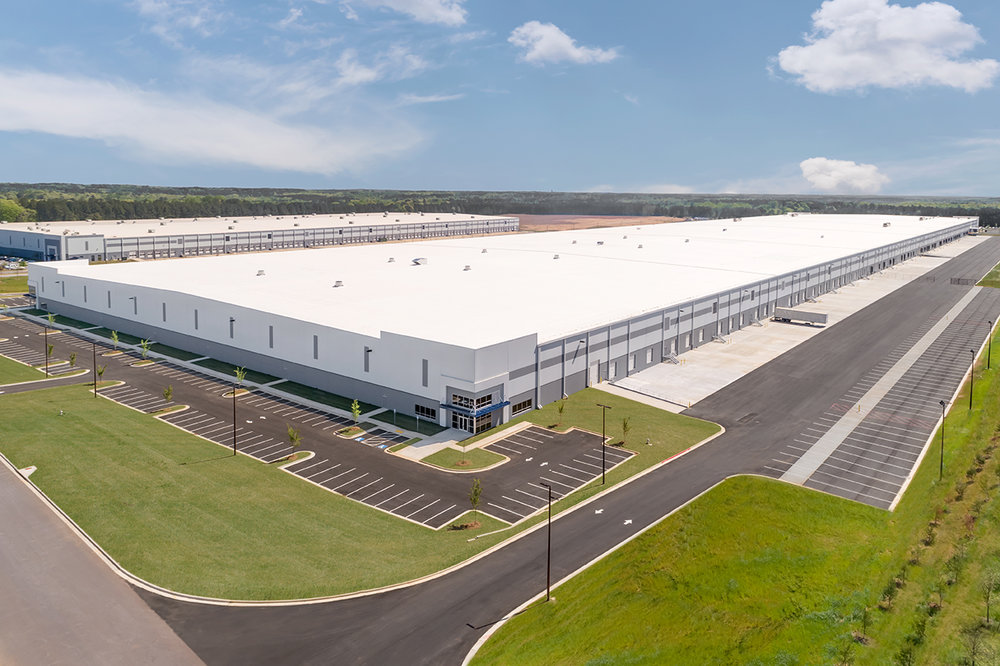 LINDT CHOCOLATES - PROJECT MURPHY (GA)   Distribution Facility  1,550,200 SF | Atlanta, GA