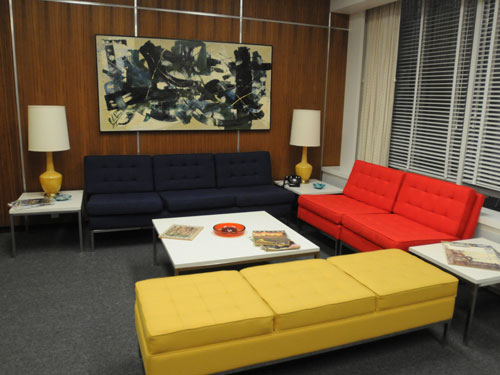 mad men interiors | madeline made