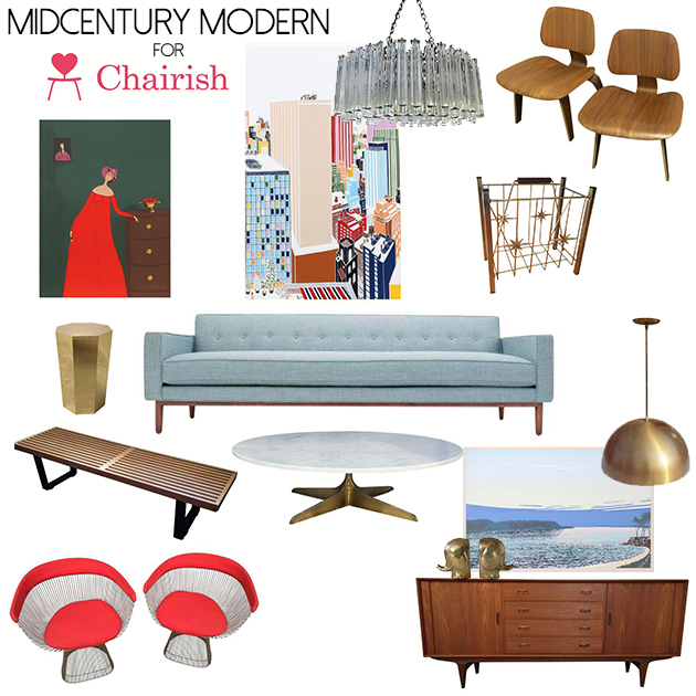 mid century for chairish | madeline made