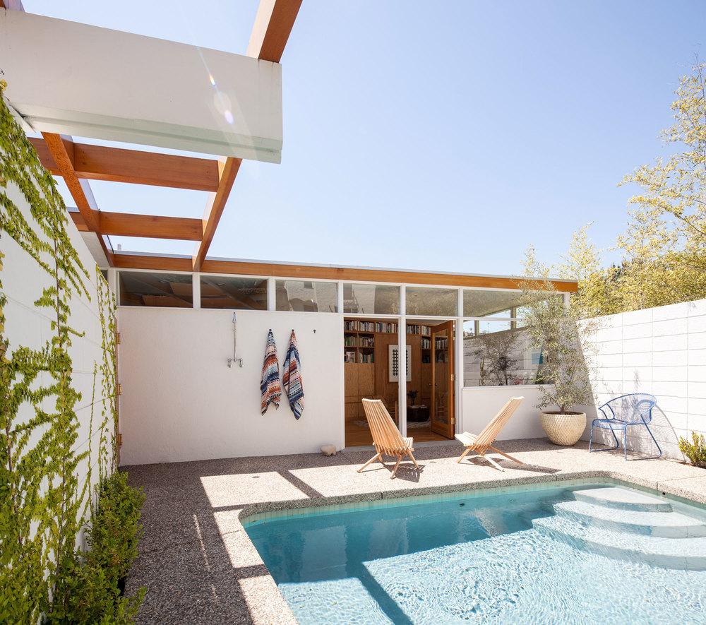 interiors | jessica de ruiter pool
