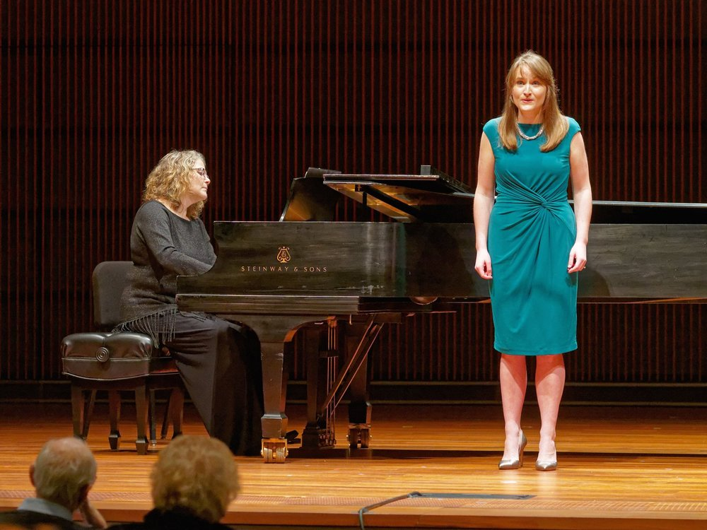 Metropolitan Opera National Council Auditions 2016 Pianist: Mary Jo Gothmann