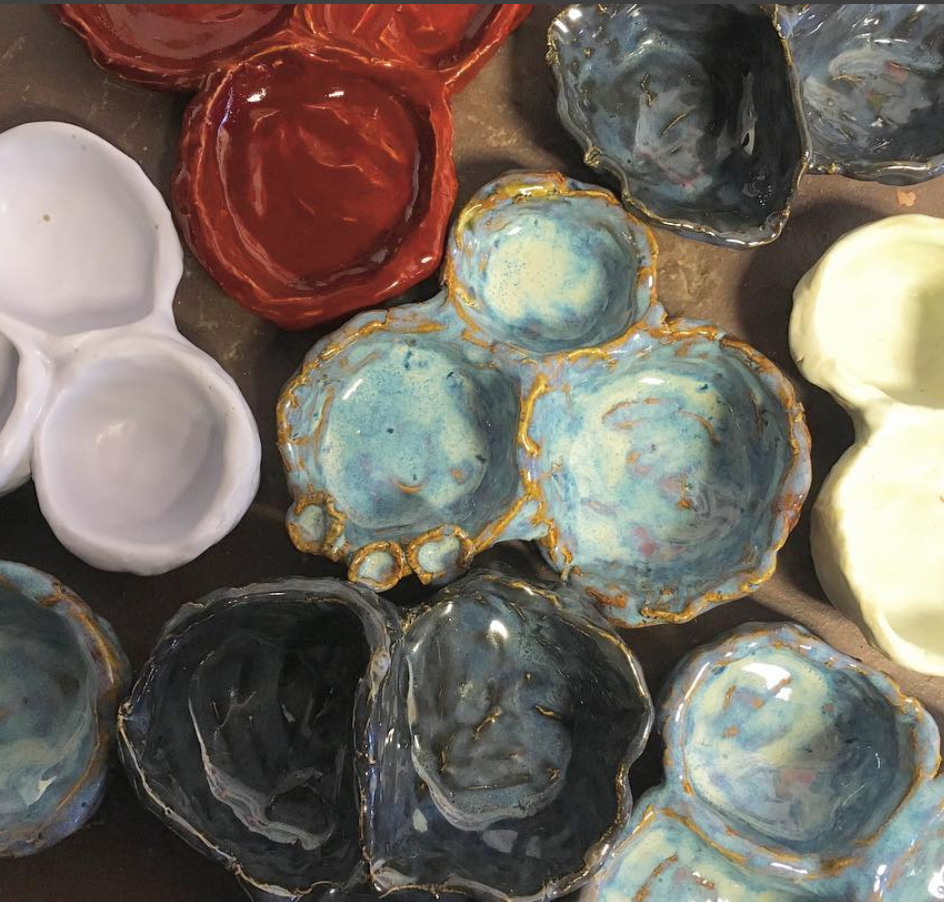 CERAMICS // 6 WEEKS   (ages 4-10)  wednesdays, march 28 - may 2 3:30 - 4:45pm $210 ($35/class)