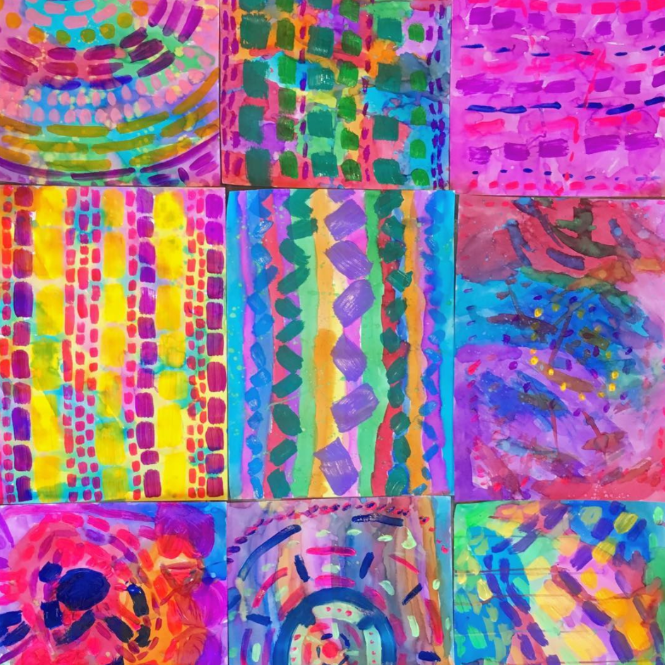 PAINTING // 3 WEEKS   (ages 4-12)  wednesdays, may 9 - may 23 3:30 - 4:45pm $75 ($25/class)