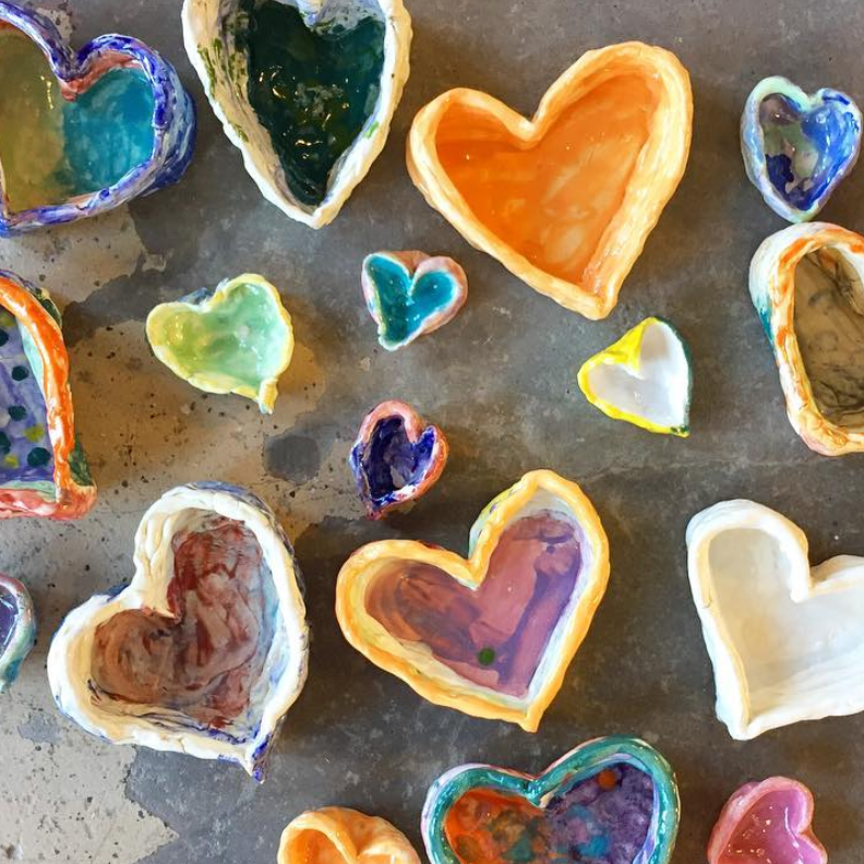 CERAMICS // 3 WEEKS   (ages 4-10)  thursdays, may 10 - may 24 3:30 - 4:45pm $105 ($35/class)