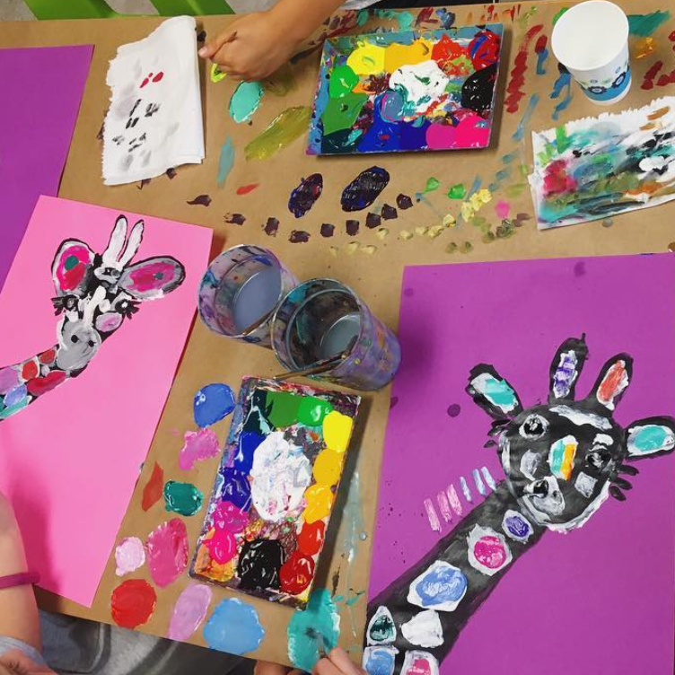 DROP IN TUESDAYS  // art exploration  (ages 4-12)  tuesdays,  january 9 - may 22 3:30 - 4:45pm ($25/class)