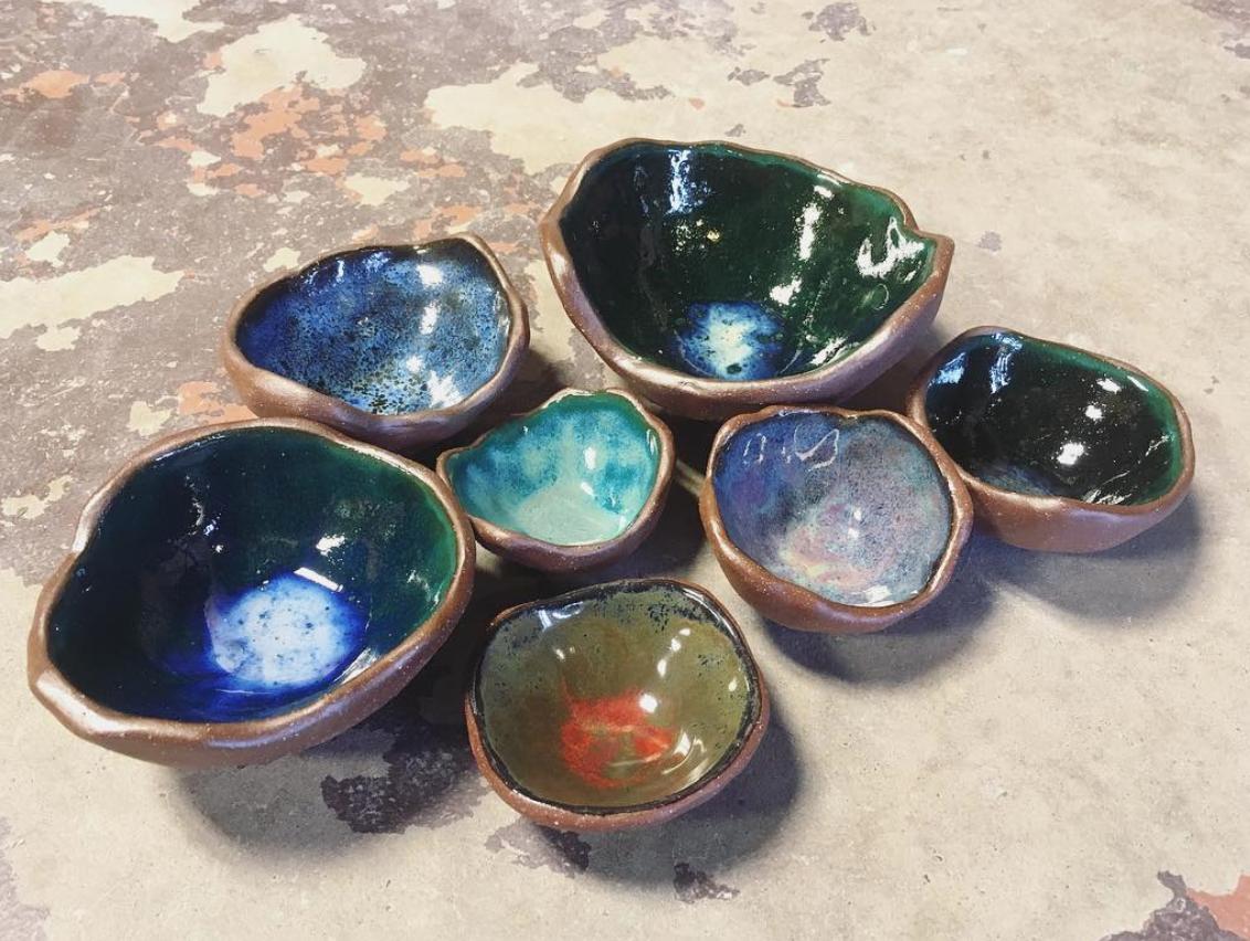 2018 summer oil clay studio