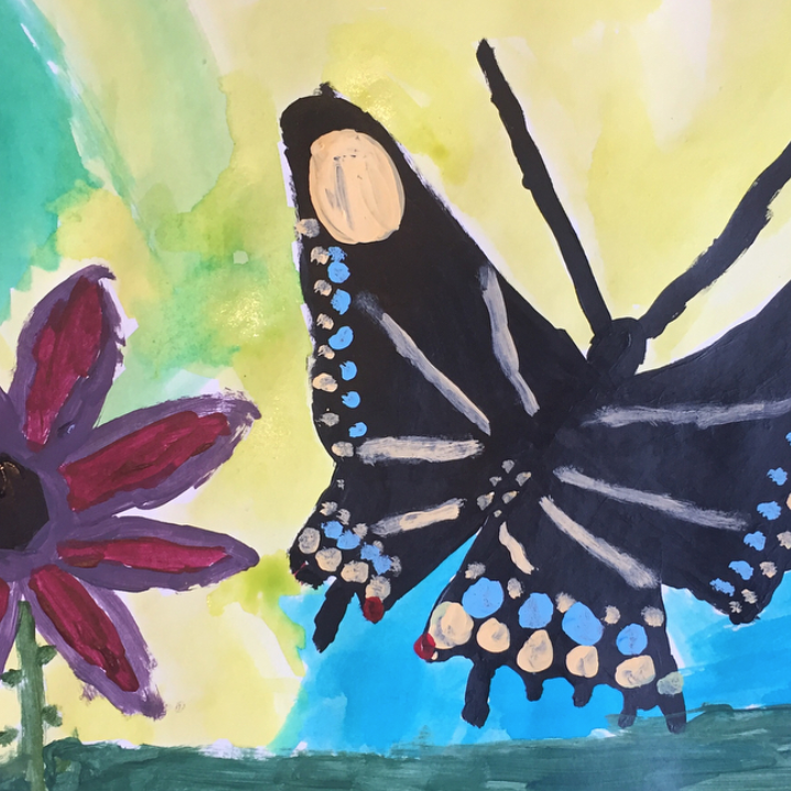 HOMESCHOOL 4-WEEK SESSION (mixed media)   ages 4+  wednesdays, march 27 , apr 3, 10, 17 1:30 - 2:30pm $100