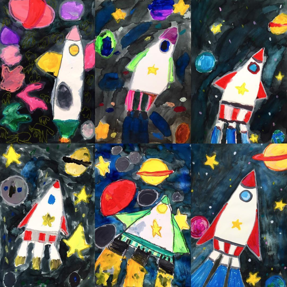 PLACES & SPACE(S)   (ages 4-12)  July 29 - August 1 $40/day ($145 for all 4) 11am - 1pm  OR  2pm - 4pm
