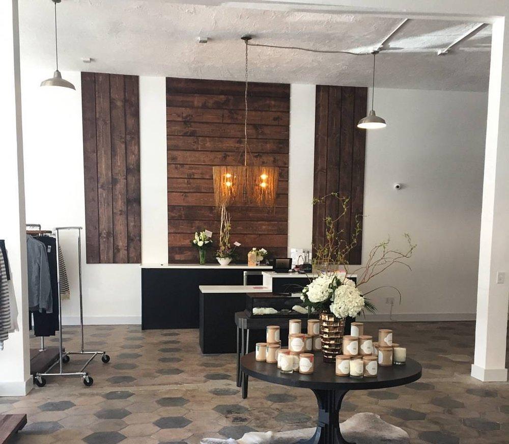 starchaser woodworks commercial interior design