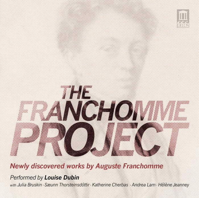 The Franchomme Project CD plus bonus 24-bit download track not available  elsewhere!