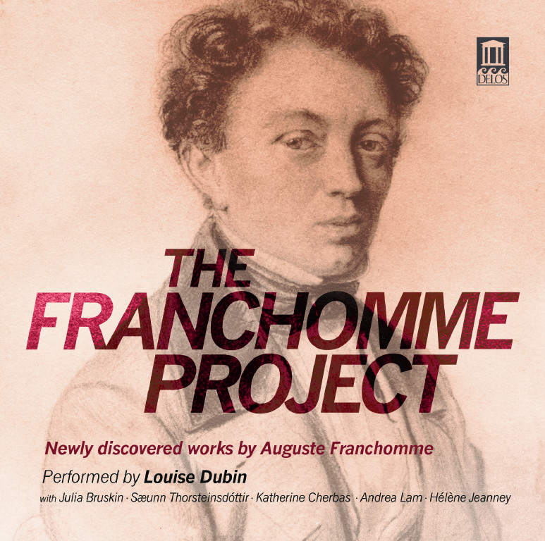 The Franchomme Project - CD Cover