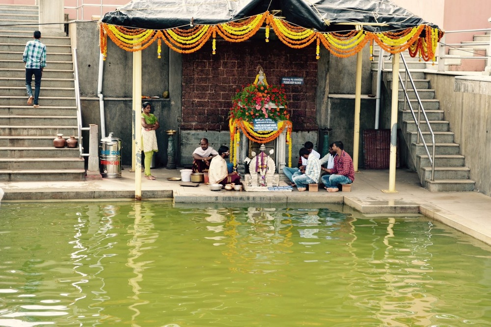 Tala Kaveri Temple - place of worship