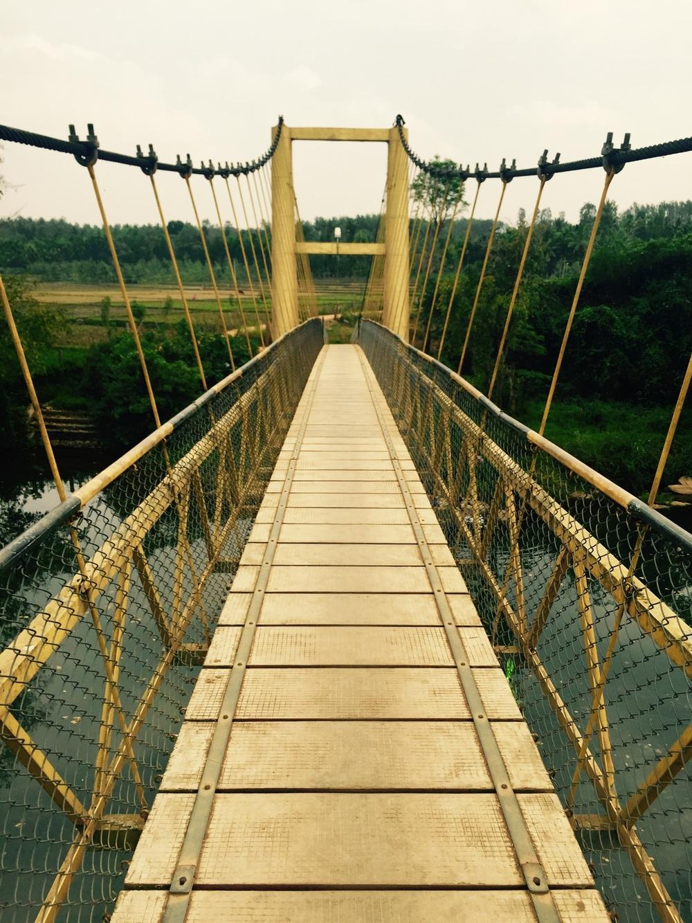 Inviting Bridge to Villages