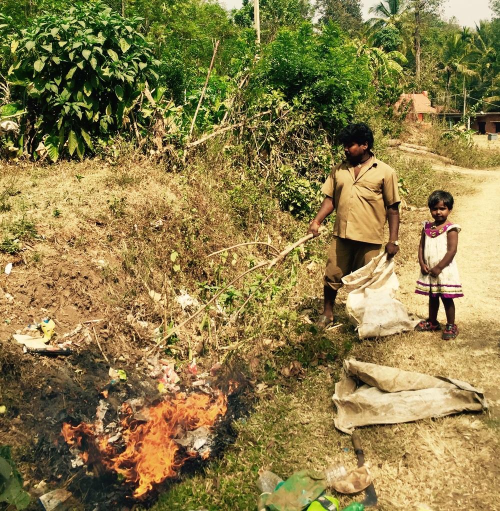 India's Rubbish Bin