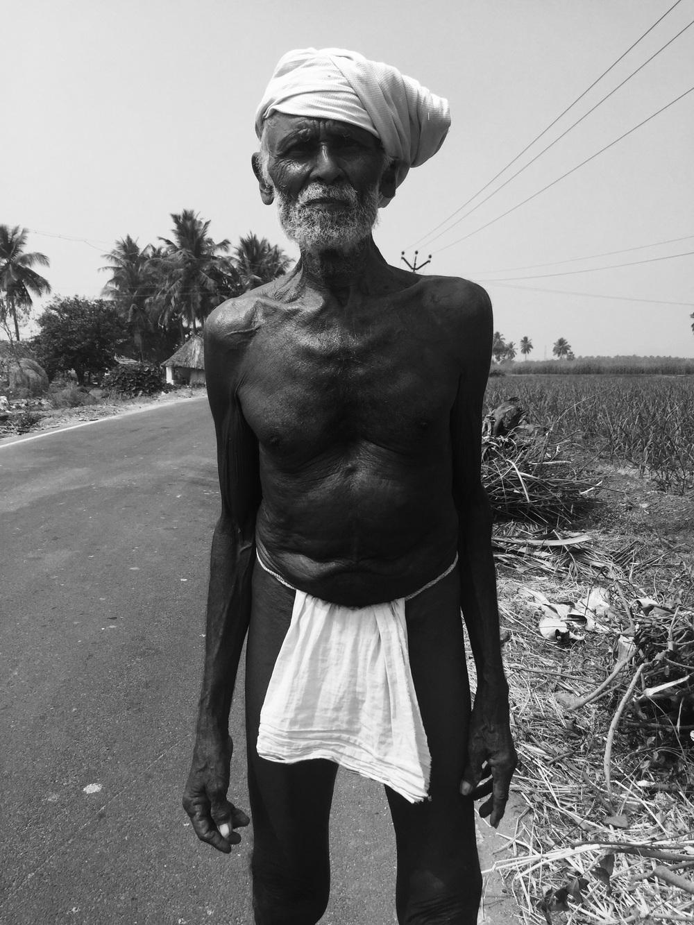 Traditional Tamil Nadu attire