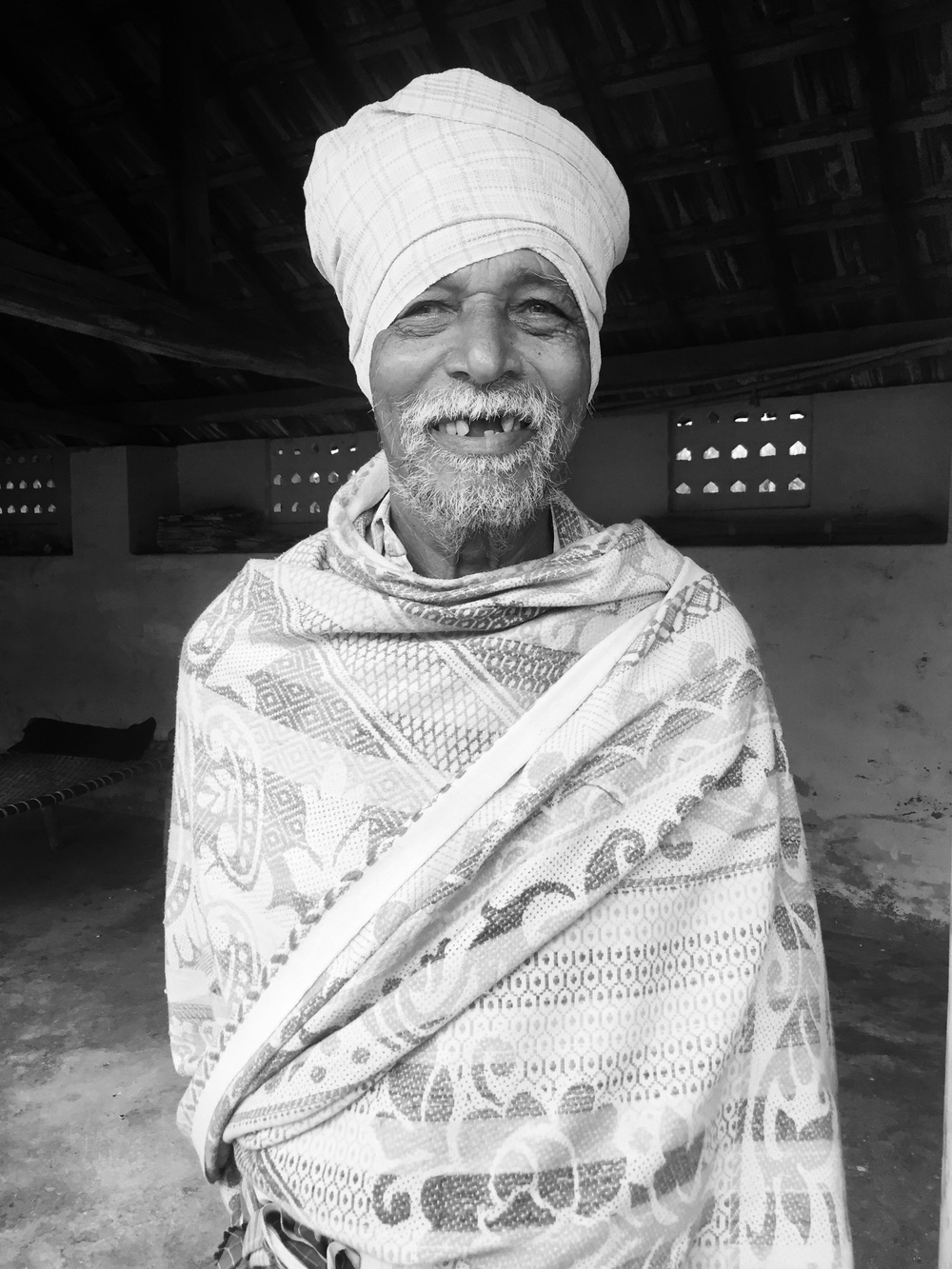 Nallasamy - 73 Year Old Farmer