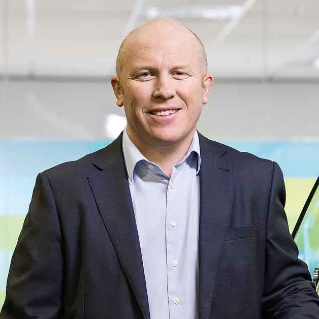 Fraser Whineray, CEO, Mercury
