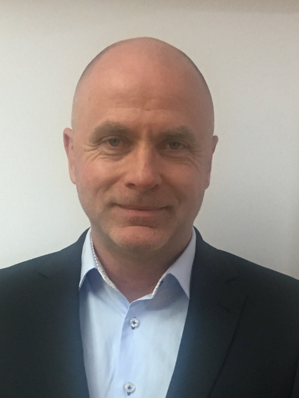 Alan Piper Group GM Sales & Commerical  KiwiRail