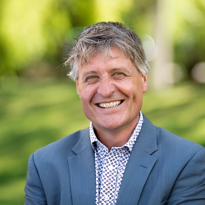 Peter Hansby, General Manager, Property & Infrastructure, Queenstown Lakes District
