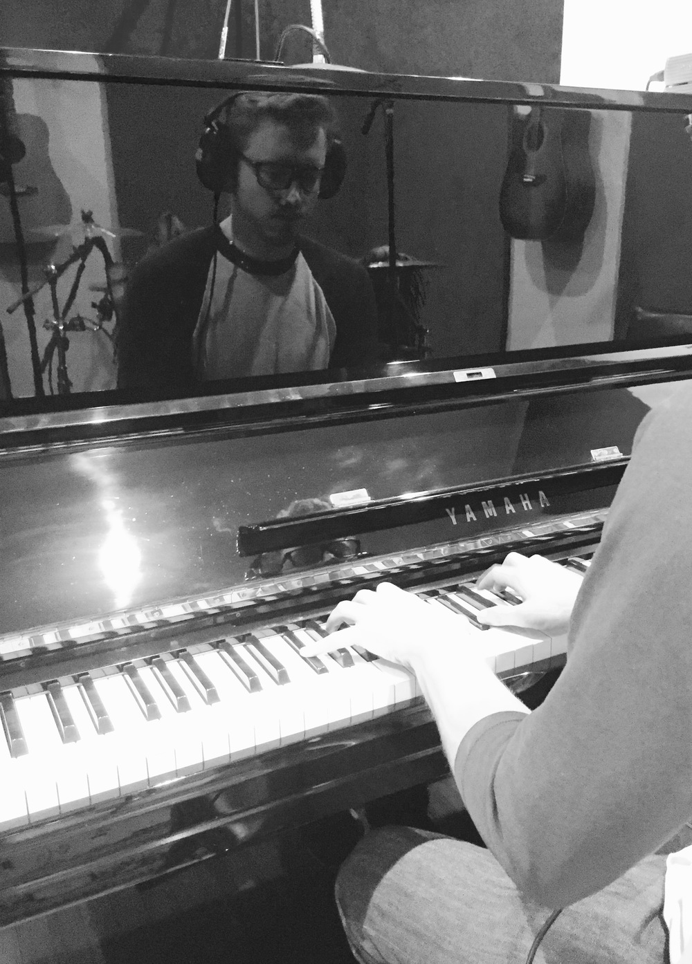 Recording Piano