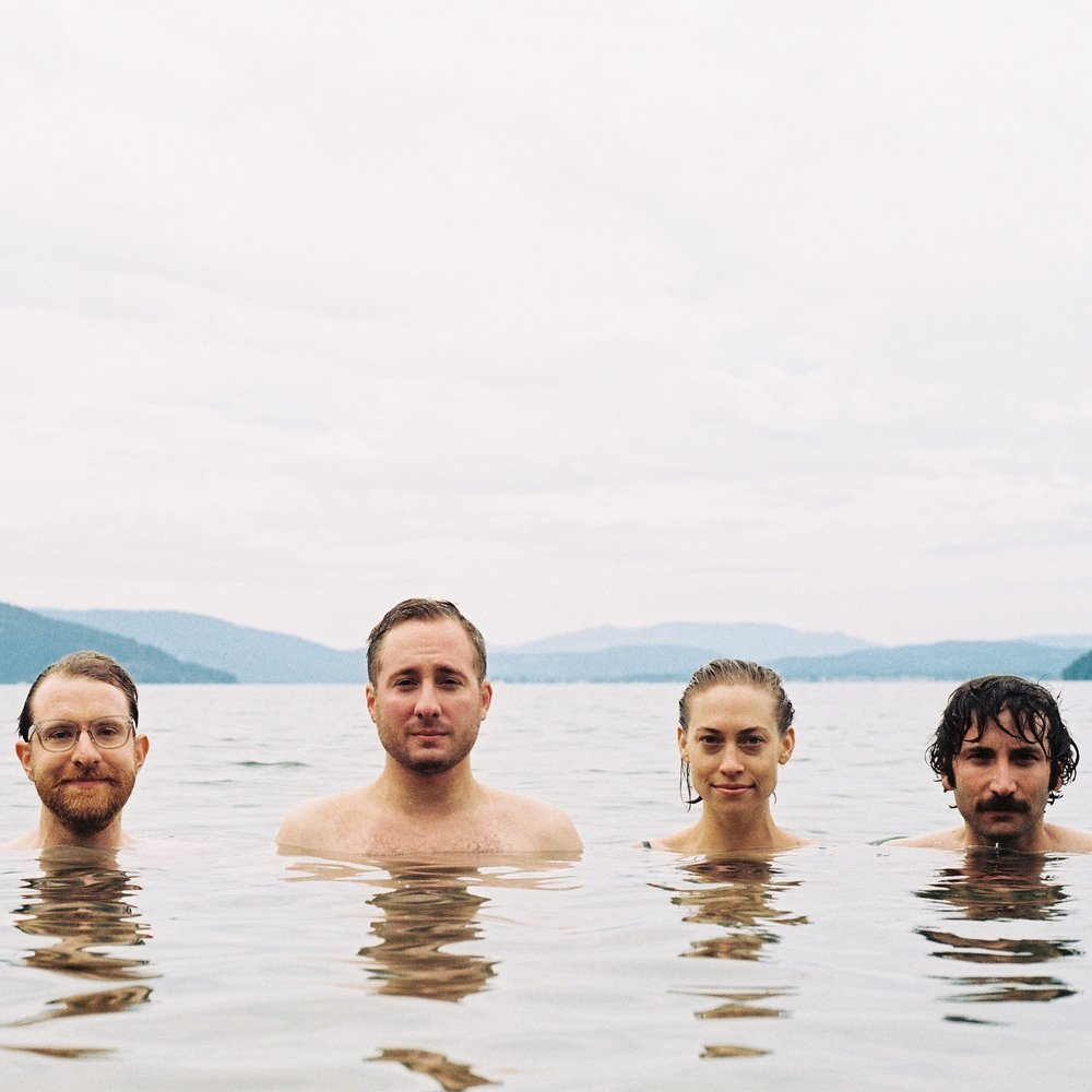 Summer Western US tour w/ Blitzen Trapper was lovely. Photo by Ben Olson in Sandpoint, Idaho.