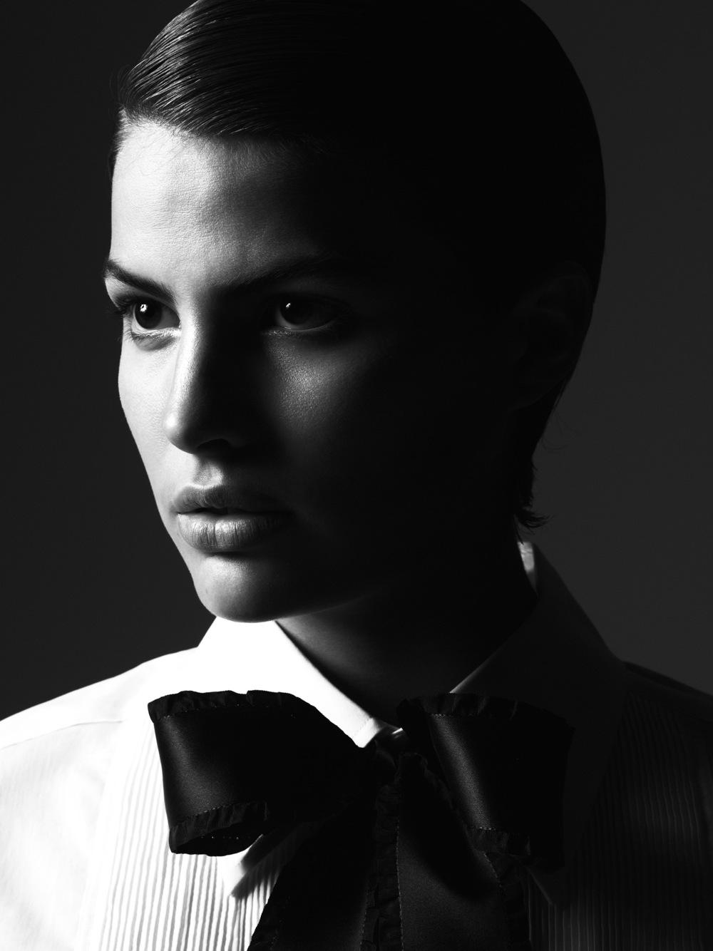 Uomo Vogue, Greg Kadel