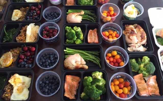 Prep idea easy breakfast lunch dinner prep for beginners meal ideas tips and testimonials from tattedhappon a perfect example of how meal prep can save you time and money and allow you to reach your goals forumfinder Gallery