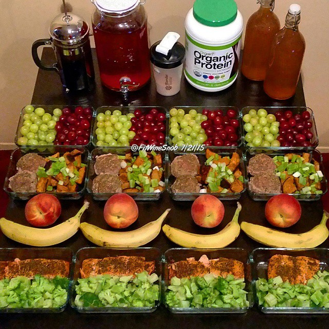 Prep Idea A Meal Prep Guaranteed To Boost Your Energy Levels