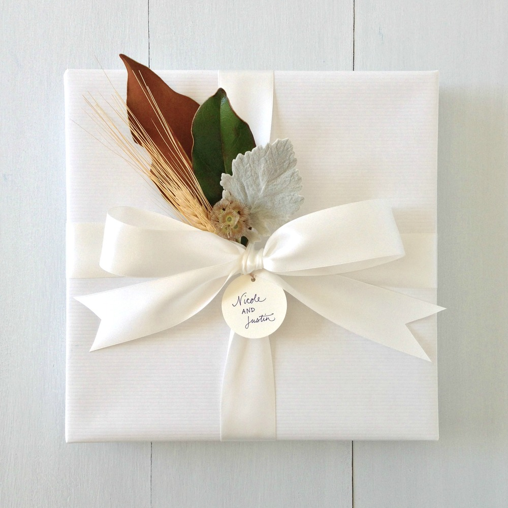How To Wrap A Wedding Gift Box : The Carolina Welcome Box: An Artisanal Gift Collection - Memento ...