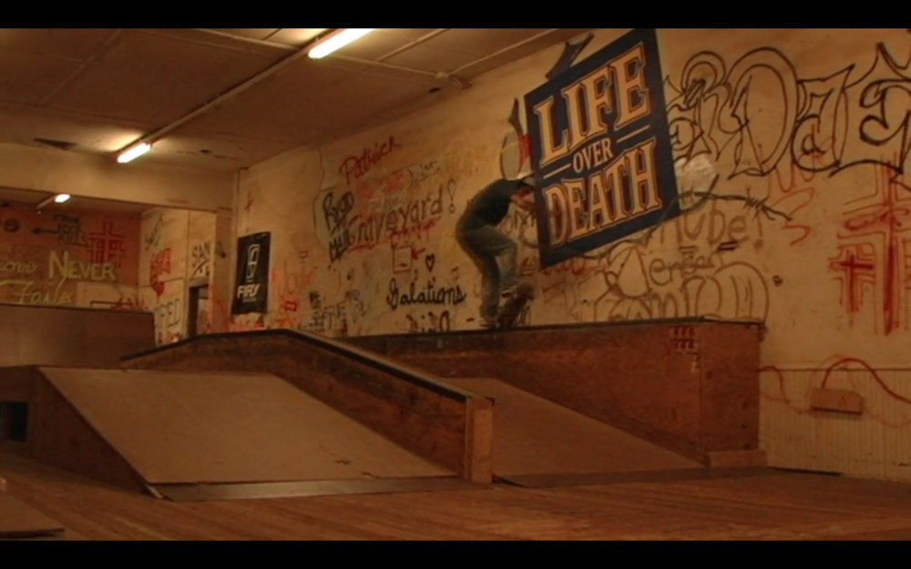 Jesse George, 5-0 from Life Over Death video edit https://vimeo.com/25160166