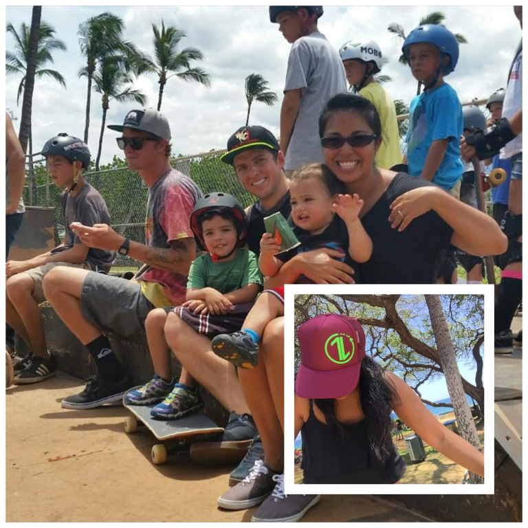 1L seeks to be a positive presence at skate parks to point people to Jesus, and we are thankful to partner with the County of Maui for family friendly skate events.
