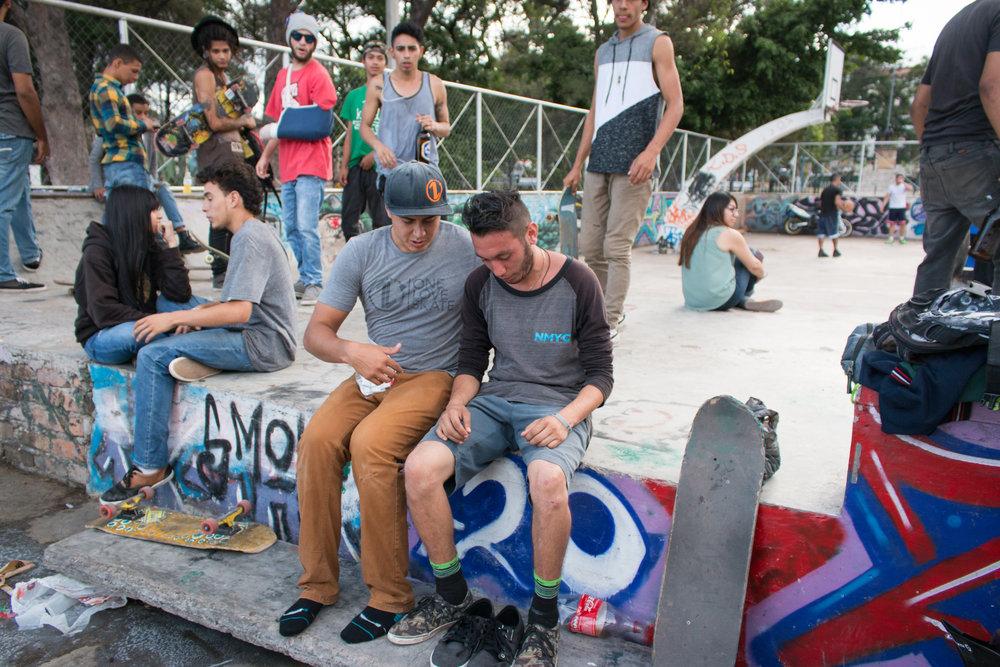 Blog One Love Skate