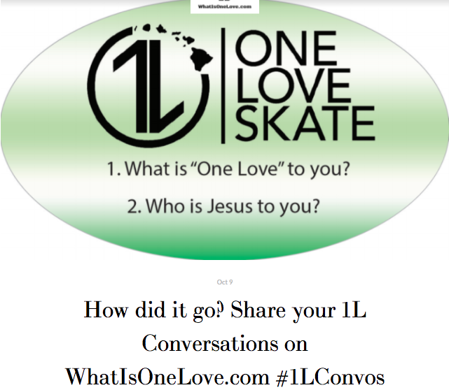 Click here to share what honest answers you heard during your one love interview. Thanks!