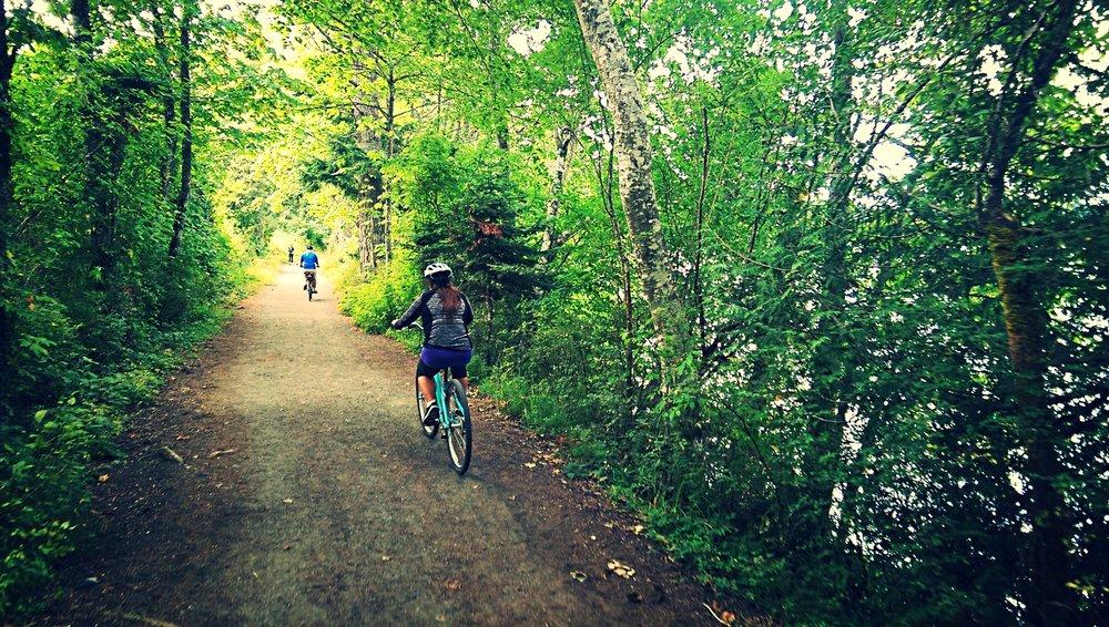 Exploring Elk/Beaver Lake Regional Park